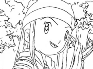 Frontier Coloriages 05