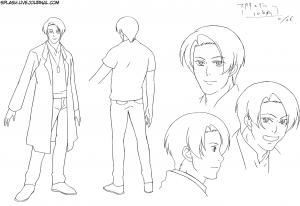 Sketch_DaimonSuguru10YearsBefore