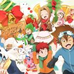 Merry Christmas 2014 by gravi-chan