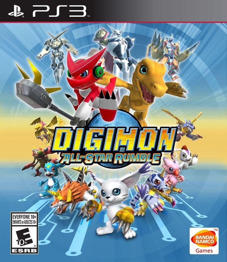 Sortie de Digimon All-Star Arena + Goodies + Wada Kôji !