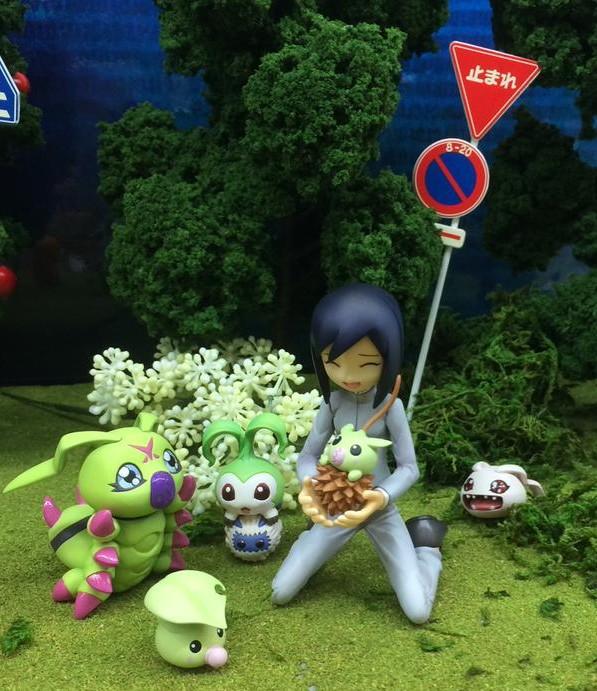 MEGAHOBBY EXPO 2015 + rencontre digifans à la Japan Expo