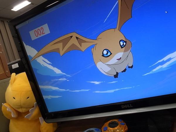 Première image du nouveau trailer de Digimon tri !