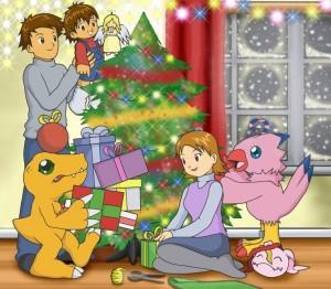 A Kamiya Christmas by CherrygirlUK19