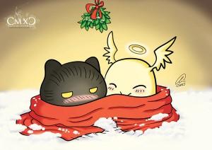 a_little_digimon_christmas_by_akiraxcmxc-d704ii1