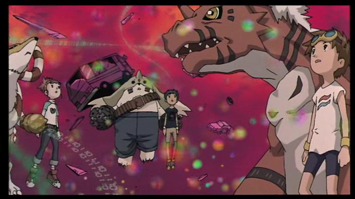 Création rubrique : Les films Digimon