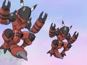 Flybeemon Tamers