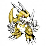 Goldvdramon