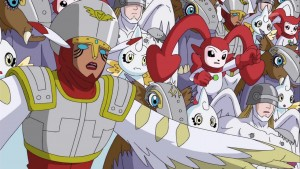 Harpymon Xros Wars