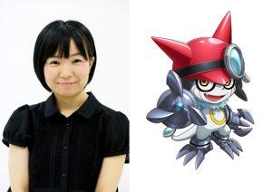 Kokoro Kikuchi doublera Gachtmon