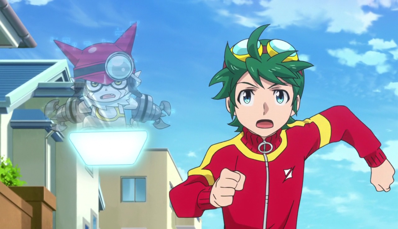 [VOSTFR] Digimon Univers Appli Monsters : Episode 2