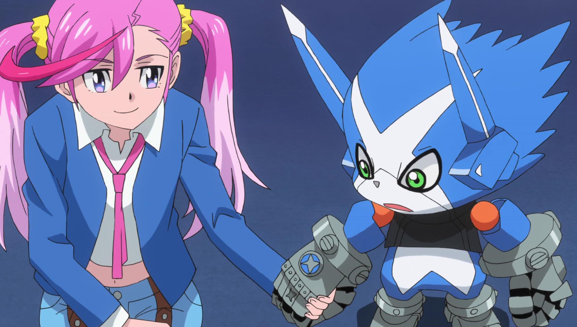 [VOSTA] Digimon Universe Appli Monsters : Episode 05 + EP04 VOSTFR