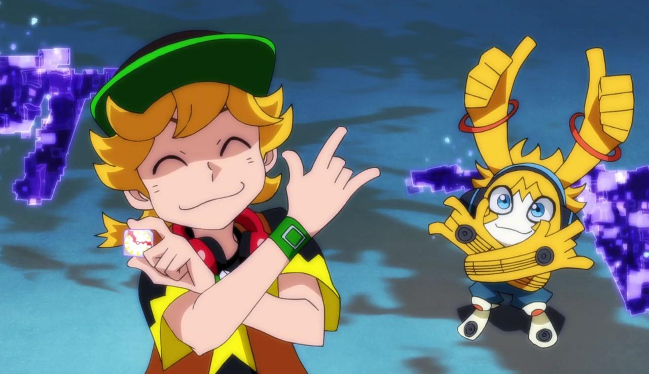 [VOSTA] Digimon Universe Appli Monsters : Episode 07