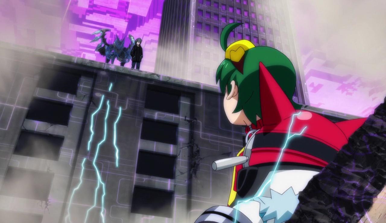 [VOSTA] Digimon Universe Appli Monsters : épisode 10