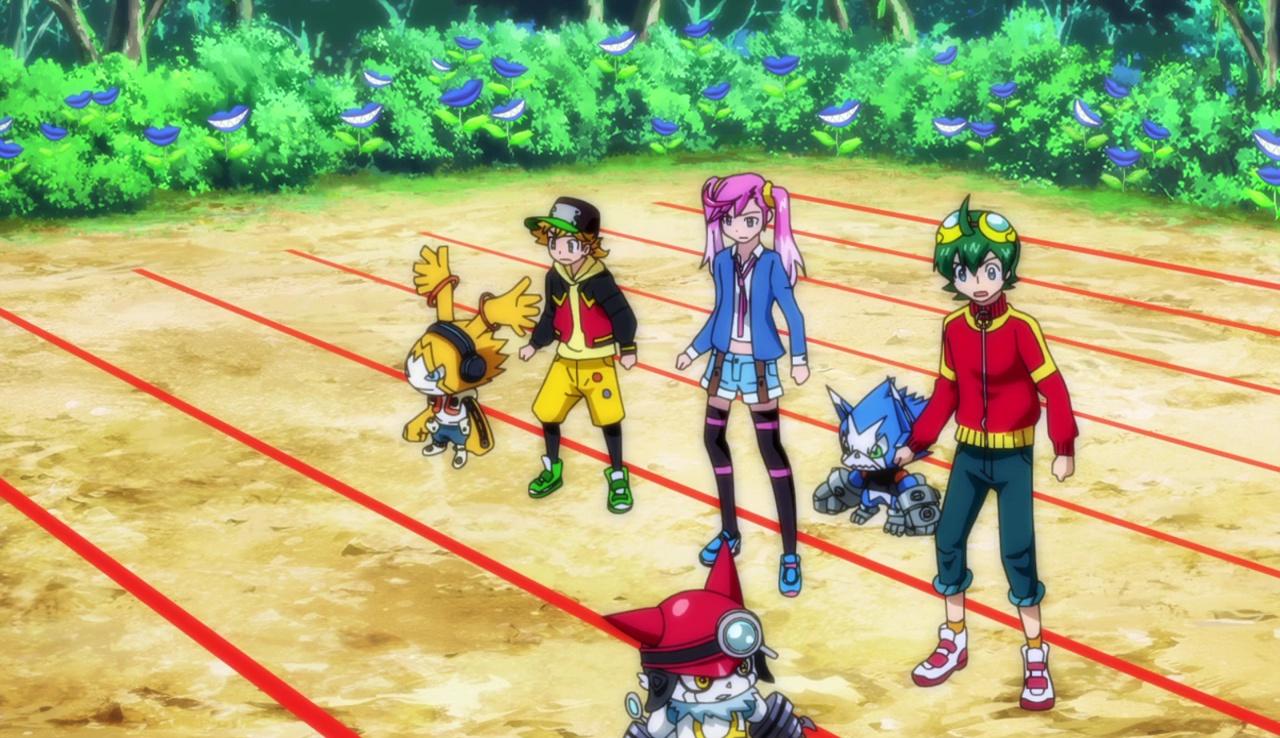 [VOSTFR] Digimon Universe Appli Monsters : Episode 11