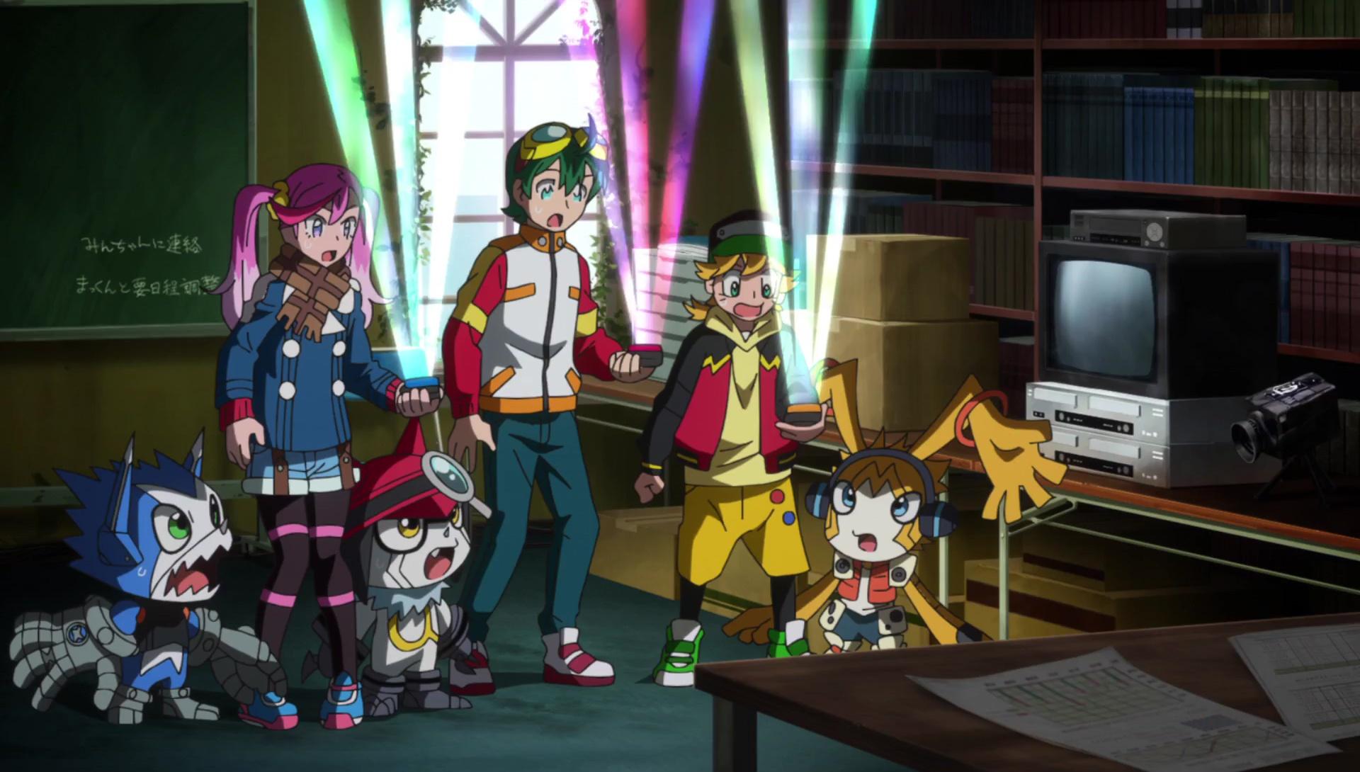 [VOSTFR] Digimon Universe Appli Monsters : Episode 16