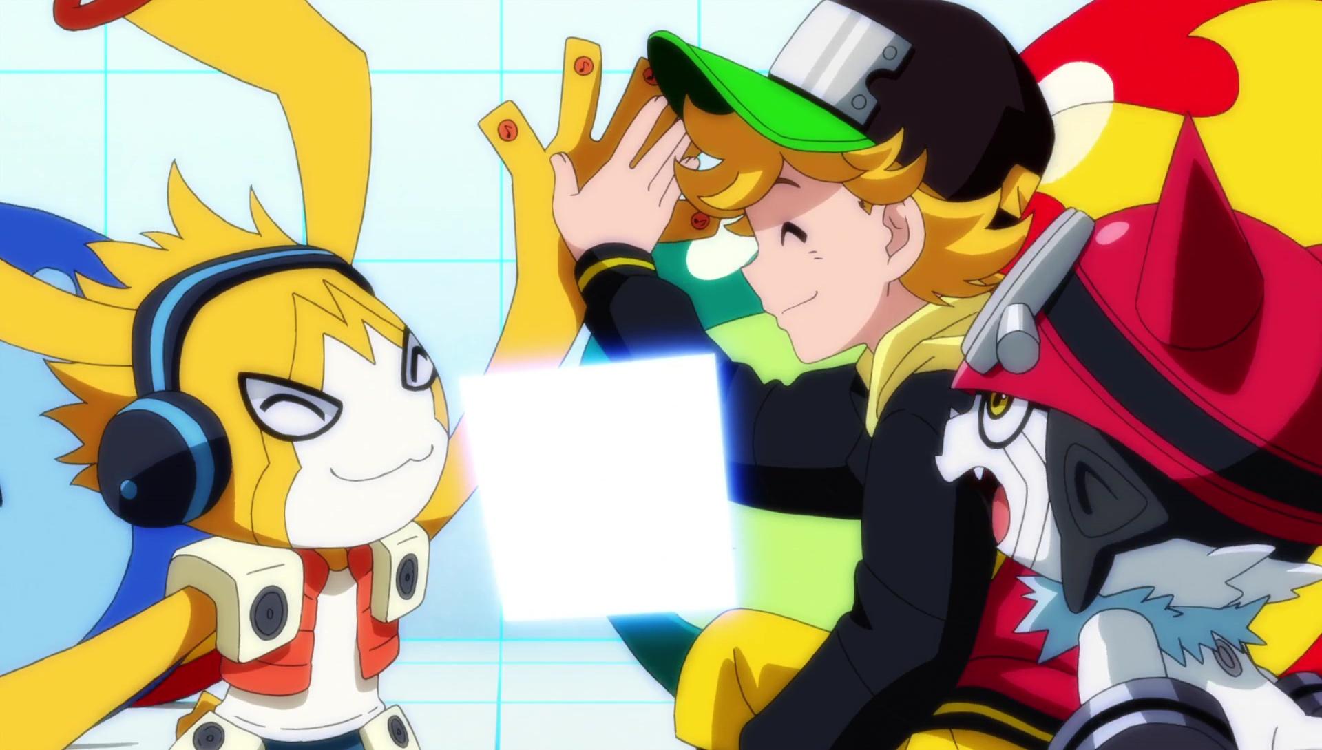 [VOSTFR] Digimon Universe Appli Monsters : Episode 14