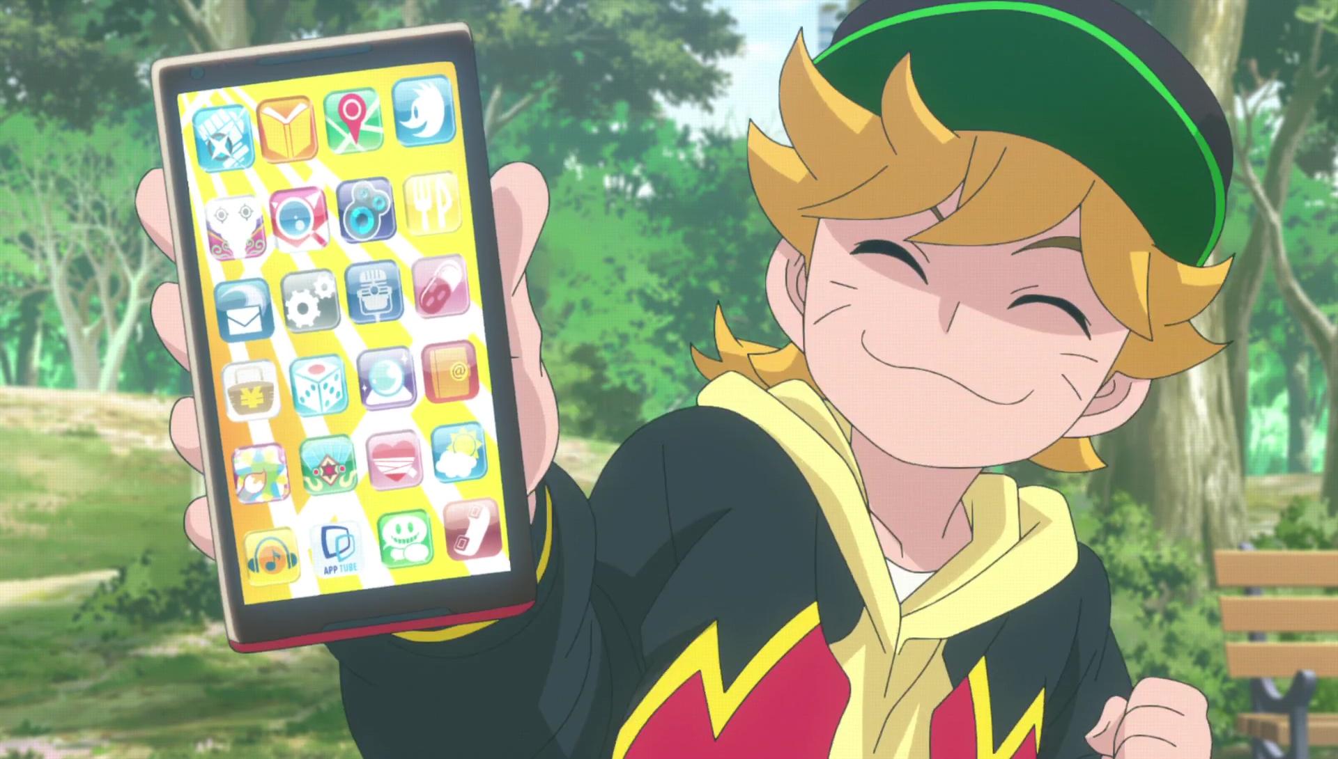 EDIT :  [VOSTFR] Digimon Universe épisode 15