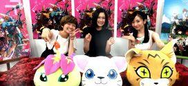 5 premières minutes de Digimon tri Kyôsei + ED 5 + Digimon café