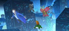 Sortie internationale de Digimon Links + Cyber Sleuth Hacker's Memory