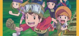 Traduction :  Le nouveau drama CD de Digimon Frontier