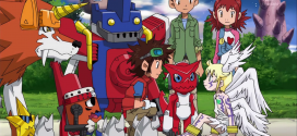 Digimon Xros wars : épisodes 15 à 17