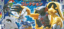 Livre Digimon acheté aujourd'hui